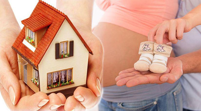 Материнский капитал — условия использования на покупку квартиры