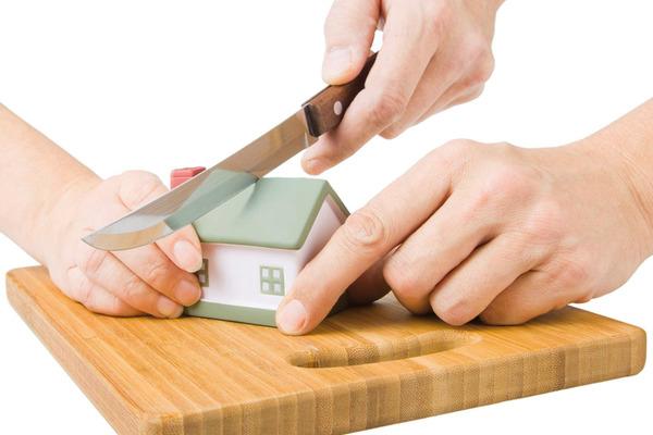 Квартира в ипотеке — как делить при разводе?