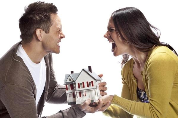 Фото - Квартира в ипотеке — как делить при разводе?