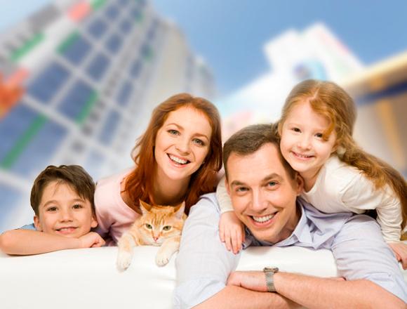 Покупка квартиры с помощью материнского капитала