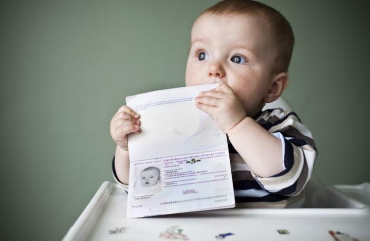 Фото - Как сделать временную прописку для ребенка?