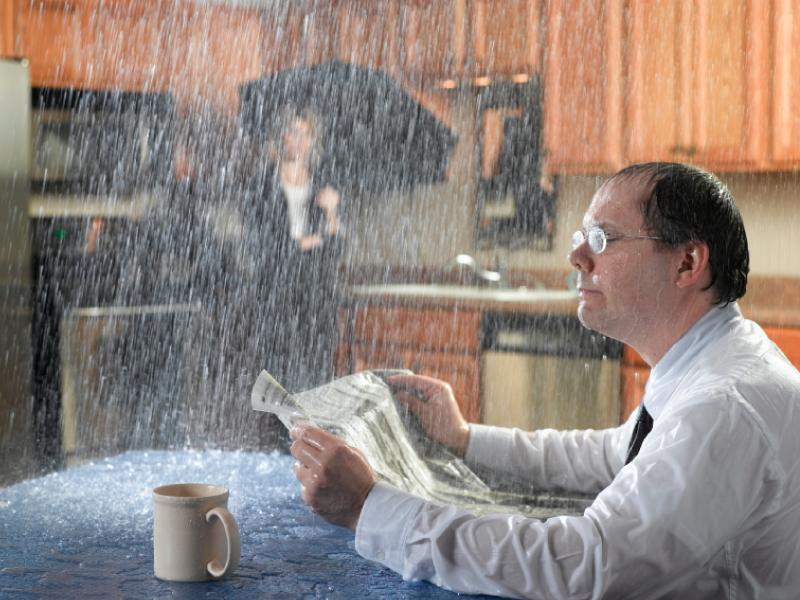 Фото - Что делать, если затопили вашу квартиру