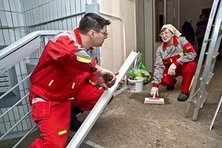Как заставить сделать ремонт подъезда коммунальные службы (ЖКО, ЖЭК, ЖЭУ, ТСЖ)
